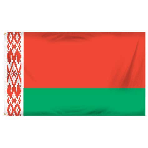 belarus 3ft x 5ft printed polyester flag