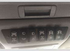 Off road LED light switches - where did you mount? - Page ... F 150 2013