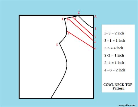 cowl neck pattern making video 2 ways to make a stunning cowl neck top pattern sew guide