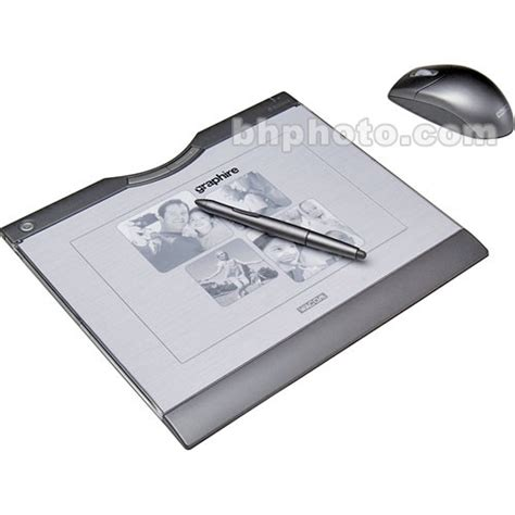 Mouse Pen Wacom wacom graphire wireless bluetooth 6x8 quot tablet cte630bt b h