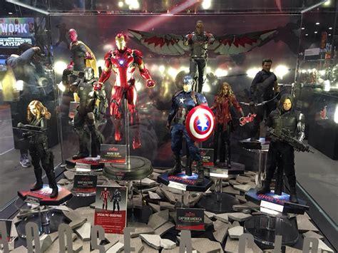 Figure Captain America Robocop Batman Set S4c captain america captain america civil war 1 6 scale