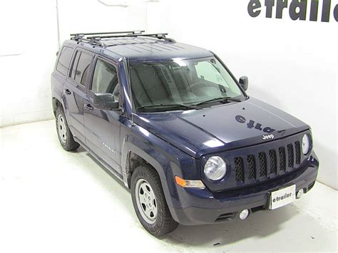 Roof Rack For Jeep Patriot by Yakima Roof Rack For Jeep Patriot 2014 Etrailer
