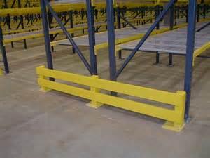 warehouse rack protectors pallet racking northside