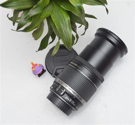 Lensa Nikon 18 200mm Bekas jual lensa canon 18 200mm is bekas jual beli laptop bekas kamera bekas di malang service dan