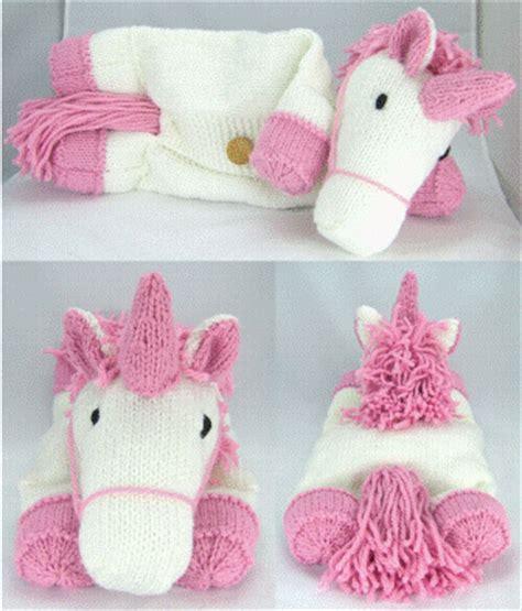 knitted unicorn pattern suki the unicorn pyjama knitting pattern knitting