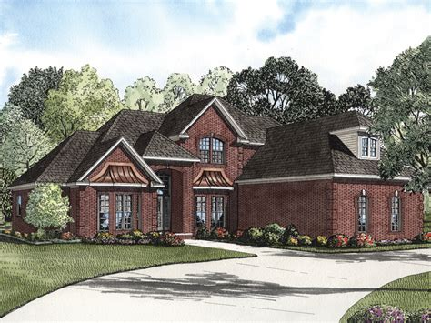 two story brick house plans two story brick house plans home design and style