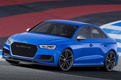 Audi A3 Clubsport by Audi A3 Clubsport Quattro Concept W 246 Rthersee 2014