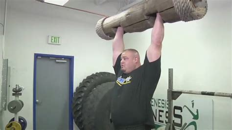 brian shaw bench press video article brian shaw s top 5 strongman exercises you