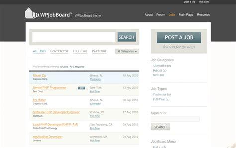 theme wordpress job free free wordpress jobboard theme wpjobboard blog