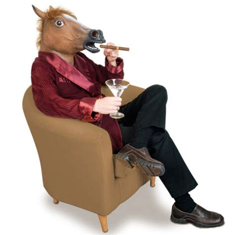 Horse Head Mask Iwoot