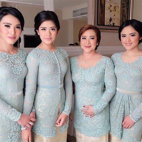 Dress Batik Serut Murah juliairianto s beautiful family in barliasmara regram from olisherawati kebayainspiration
