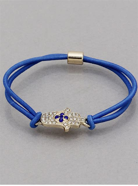 stretch cord for jewelry hamsa stackable stretch cord bracelet ebay