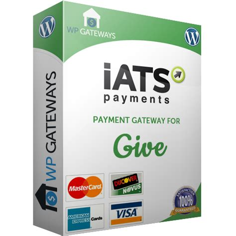 Give Iats Gateway V1 0 iats payments gateway for give wp donation