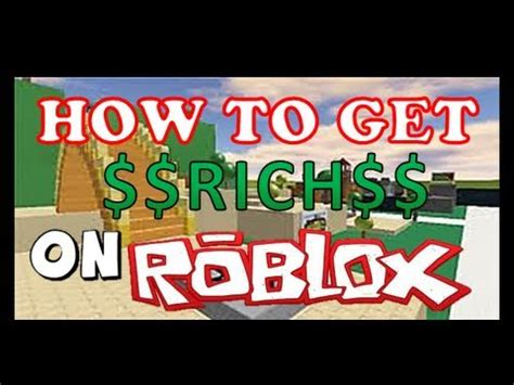 tutorial hack get rich how to make money on roblox easy hack free doovi