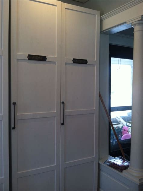 mudroom lockers ikea ikea pax cabinets for mudroom original idea was to have 4