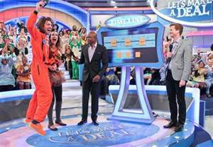Lets make a deal game show los angeles