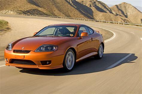 hyundai coupe tiburon specs 2004 2005 2006 2007 autoevolution