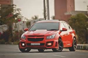 Chevrolet Modified 5 Of India S Modified Chevrolet Cruze Cars