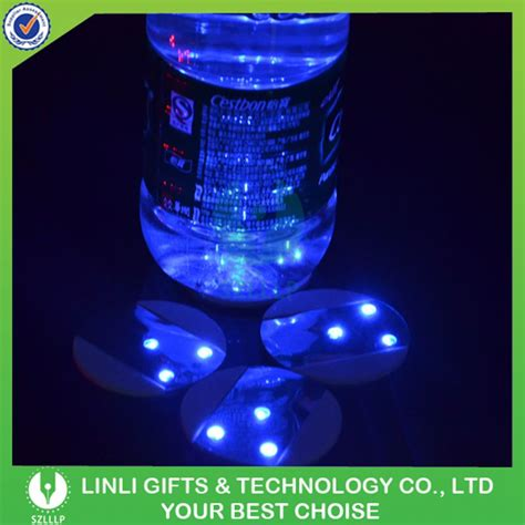 wholesale cheap led bottle sticker light bar supplies