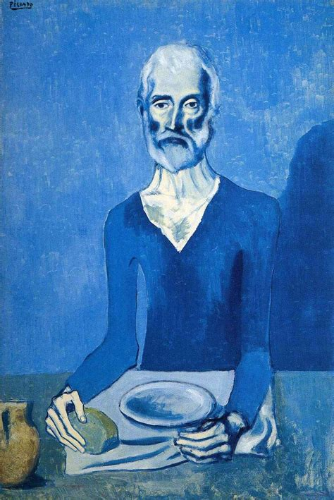 picasso paintings during period from picasso s blue period the blues the color the