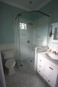 Corner Showers For Small Bathrooms Best 25 Corner Showers Ideas On