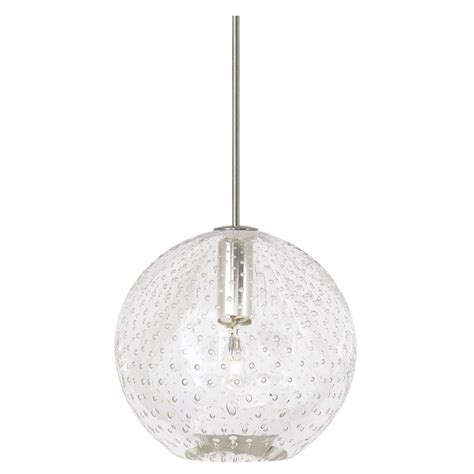 White Light Pendant Lbl Lighting Bulle 1 Light White Hanging Mini Pendant With Clear Shade Hs348crsc1b35mpt The