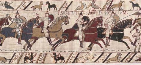 Histoire De La Tapisserie De Bayeux by La Tapisserie De Bayeux Balades Historiques