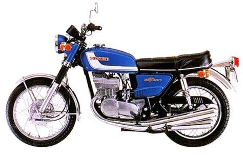 1972 Suzuki Gt380 Suzuki Models 1972 Page 1