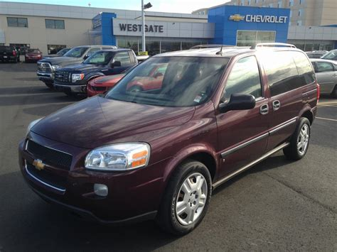 chevrolet uplander ls that page doesn t exist