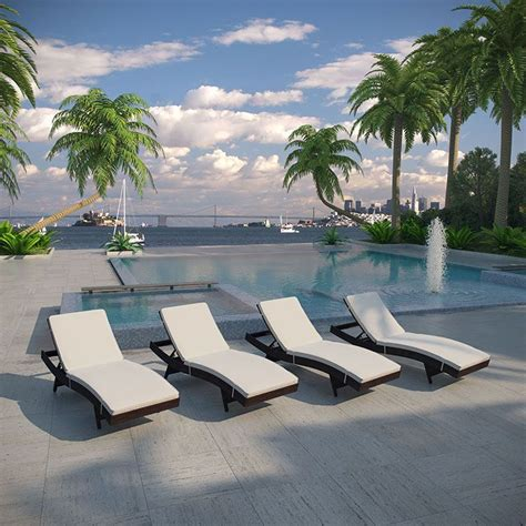 8 Best Pool Lounge Chairs And Sofa Images On Pinterest Pool Patio Chairs