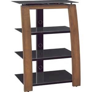 Audio Tower Rack Whalen Furniture Audio Tower Brown Bbat27tc Best Buy