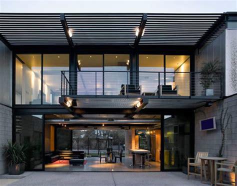 industrial home plans casa con estilo chic industrial