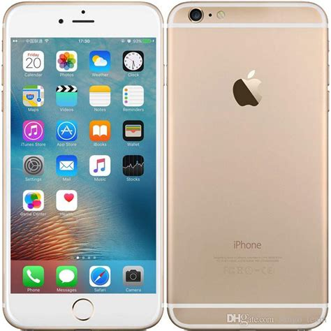 Iphone 6 16gb Second Original 100 Not Refurbished Not Rakitan Batam refurbished original apple iphone 6 plus unlocked mobilephone ios 8 dual 5 5 inch 16gb 64gb