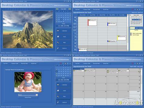 printable planner software download free desktop calendar and planner software