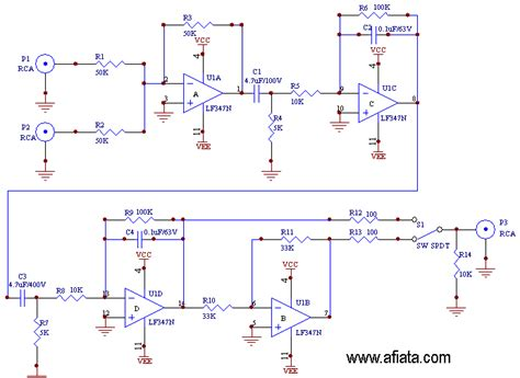 low pass filter circuits low pass audio filter circuit electronic circuit diagram and layout