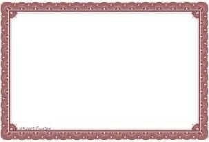 template sertifikat word bingkai sertifikat ijazah dan gambar
