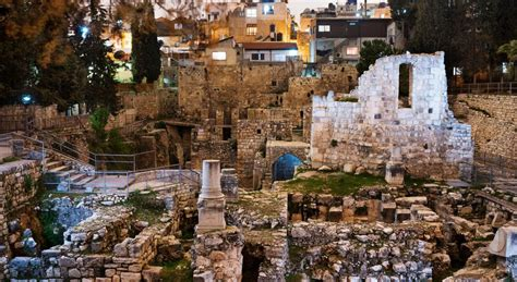 archaeology tells  jesus national geographic