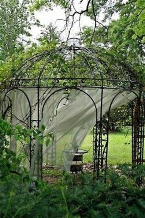 wrought iron gazebo garden arches arbors pergolas