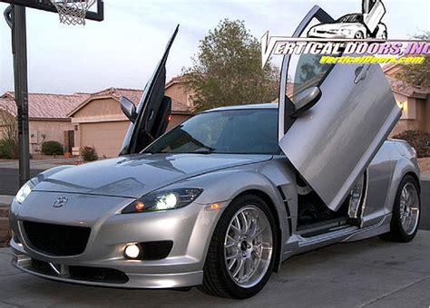 Lamborghini Style Door Hinges Mazda Rx8 2004 2008 Vertical Doors Lambo Door Kit Receive