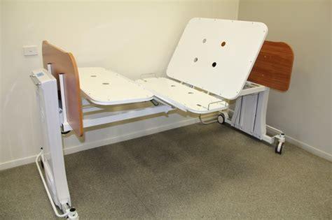 deutscher big ted floorline bed gms rehabilitation