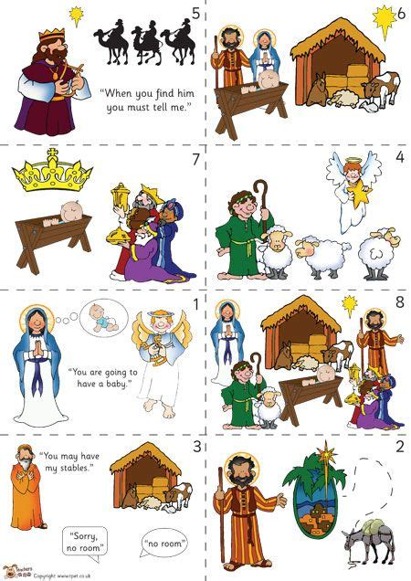 printable children s nativity story 778 best nativity printables images on pinterest