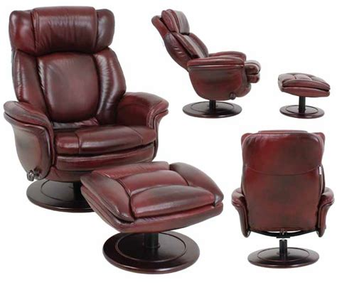 barcalounger recliner with ottoman barcalounger lumina ii recliner chair and ottoman