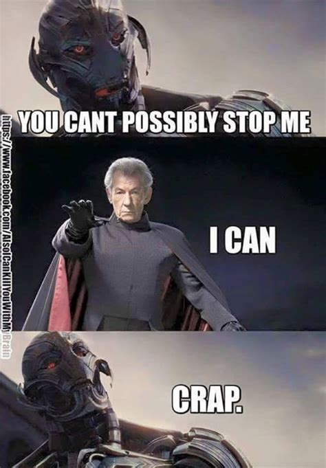 Magneto Meme - ultron vs magneto meme by agent 084 memedroid
