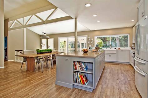 modern vinyl flooring kitchen vinyl plank flooring kitchen contemporary with farmhouse