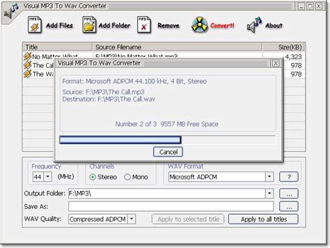 format converter to wav free download visual mp3 to wav converter 1 2 6 mp3 to