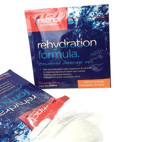formula x hydration rehydration formula instinct sports nutrition
