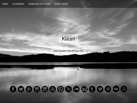 theme wordpress klean 25 best free premium wordpress themes of february 2015