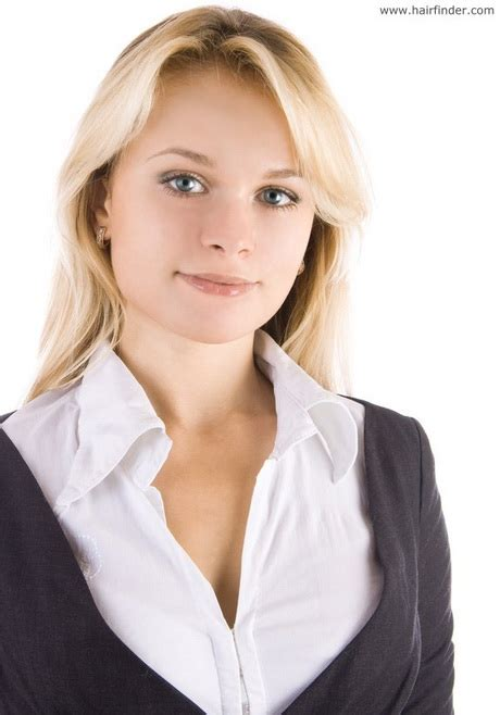 hairstyles for an interview for women interview hairstyles for long hair