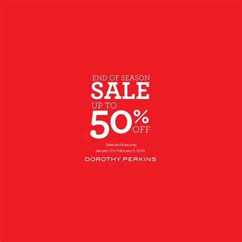 Dorothy Perkins Up To 50 Sale by Dorothy Perkins End Of Season Sale Ednything