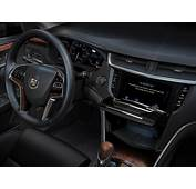 2013 Cadillac XTS To Debut CUE Touch Screen Interface